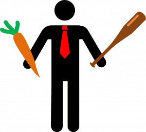Carrot-And-Stick