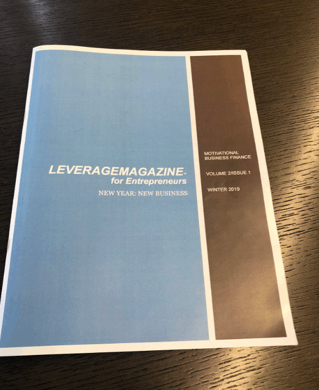 Leverage Magazine Winter 2019