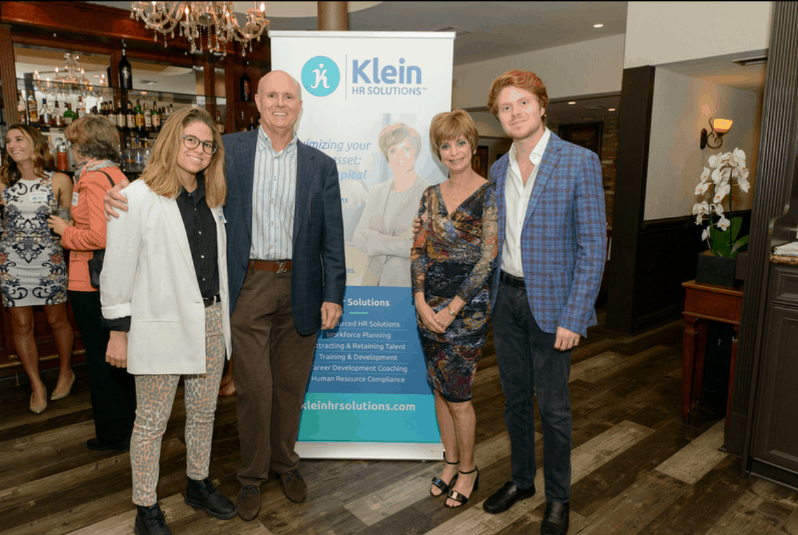 Founder and Owner Tammy Klein at her launch event in 2018