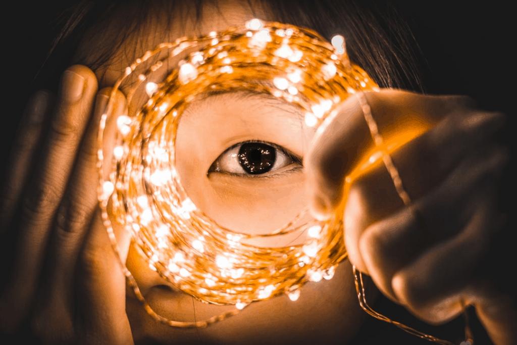 Personality Tests Eye